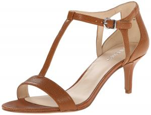 Nine West Women's Grand Leather Dress Sandal