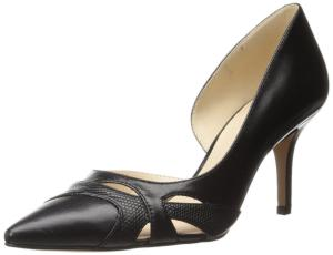 Nine West Women's Kismet Leather Dress Pump