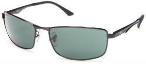 Ray-Ban 0RB3498 Rectangular Sunglasses