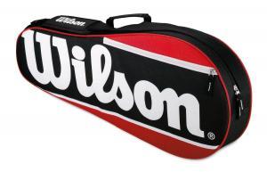 Wilson Tennis Equipment Bag - Red