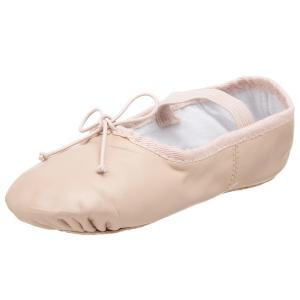 Dance Class B401 Leather One Piece Ballet (Little Kid/Big Kid)