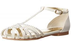 Nina Danetta Dress Buckle Ankle Strap Shoe (Little Kid/Big Kid)