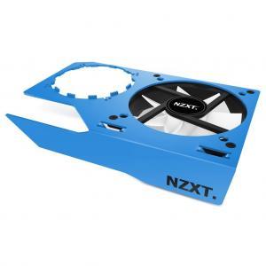 NZXT Kraken G10 Liquid Cooled GPU Bracket, Cooling RL-KRG10-U1 Blue
