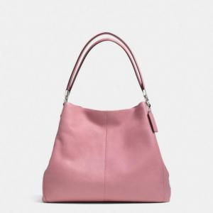 Túi xách Coach PHOEBE SHOULDER BAG IN PEBBLE LEATHER
