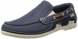 crocs Men's Beach Line Boat Shoe