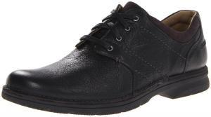 Clarks Men's Senner Place Dark Brown