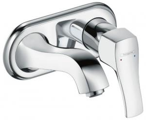 Hansgrohe 31003001 Metris C Lavatory Faucet, Chrome