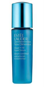 Estee Lauder New Dimension Shape + Fill Expert Serum Travel Size 0.24 Oz / 7ml