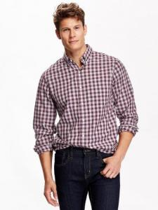 Áo nam Classic Regular-Fit Shirt