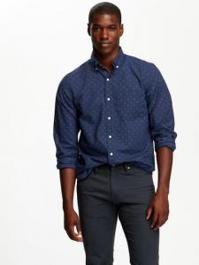 Áo sơ mi nam Classic Regular-Fit Shirt
