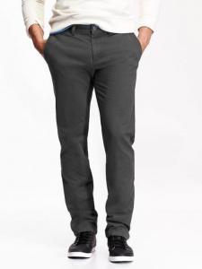 Quần nam Men's Ultimate Slim Khakis