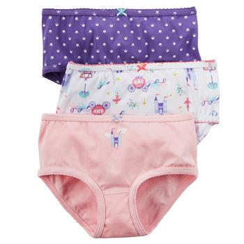 Quần 3-Pack Stretch Cotton Panties