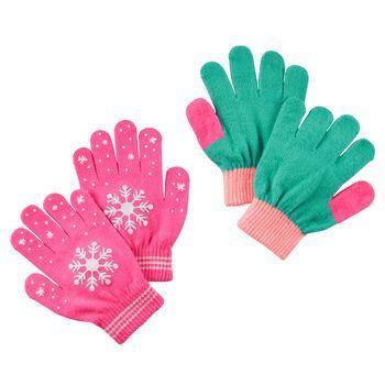 Tất tay 2-Pack Snowflake Gripper Gloves