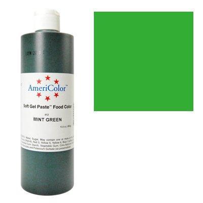 MINT GREEN 13.5 Ounce Soft Gel Paste Food Color