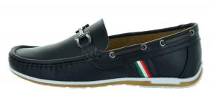 Bruno HOMME MODA ITALY COLE Men's Fashion Driving Casual Loafers Moccasin Boat shoes