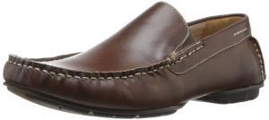Steve Madden Men's Navy Slip-On Loafer