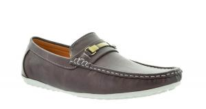 Bruno HOMME LX-2 MODA ITALY Men's Fashion Driving Casual Loafers Boat shoes
