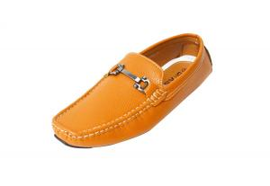 BRIXTON Men's Casual Driving Moccasins Loafers Shoes Buckle Slip On Shoes 8 Colors