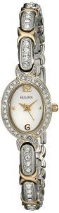Bulova Women's 98L005 Crystal-Accented Watch