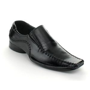 Miko Lotti 672 Mens Bicycle-Toe Dress Soft Slip-On Loafers