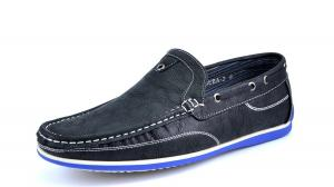 Bruno HOMME MODA ITALY SEBA Men's Imported Moccasin Driving Casual Loafers Slip On Boat shoes