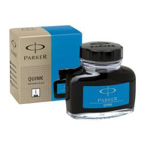 Parker Super Quink Washable Ink for Parker Pens, 1.9-oz. Bottle, Blue (3006100)