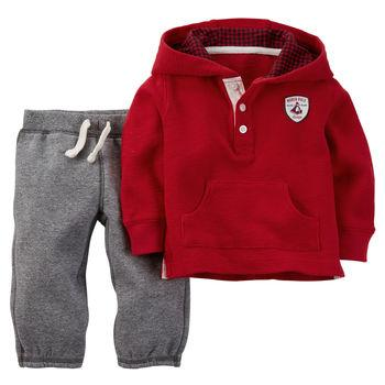 Bộ 2-Piece Thermal Pullover & Pant Set