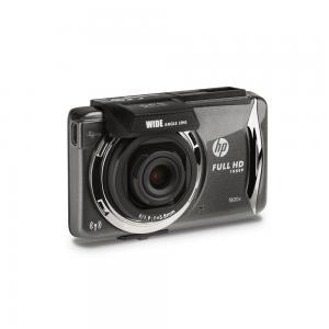 HP f800x Car Dash Cam Full HD 1080p 140 Degrees /w GPS, Lane Departure Warning System, Driver Fatigue, G-Sensor & WDR