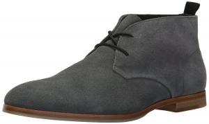 Calvin Klein Men's Farnel Oily Suede Boot