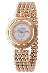 Versace Women's V79060014 Eon Analog Display Quartz Gold Watch