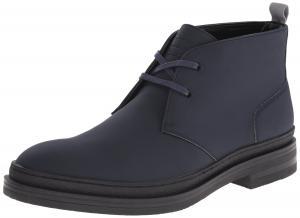 CK Jeans Men's Nole Matte Rubber Chukka Boot