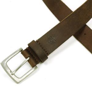 Timberland Men's Genuine Leather Belt