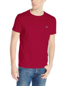 Lacoste Men's Short-Sleeve Jersey Pima Regular-Fit T- Shirt
