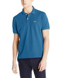 Lacoste Men's Short-Sleeve Classic Pique L.12.12 Polo Shirt, Discontinued Colors