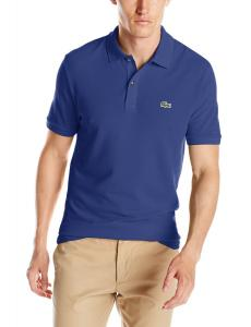 Lacoste Men's Classic Pique Slim-Fit Short-Sleeve Polo Shirt