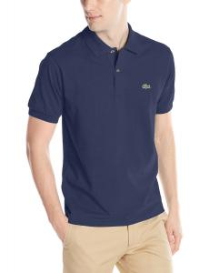 Lacoste Men's Short-Sleeve Classic Pique L.12.Original-Fit Polo Shirt