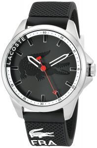 Lacoste Men's 2010840 Capbreton Analog Display Japanese Quartz Black Watch