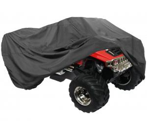 LotFancy All Weather ATV Cover,Durable Universal Waterproof Wind-proof UV Protection (XL 98x47x45 inch)