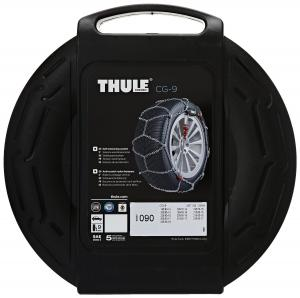 Thule 2004205090  9mm CG9 Premium Passenger Car Snow Chain, Size 090 (Sold in pairs)