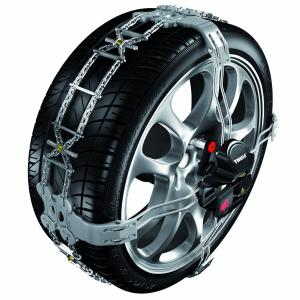 Thule K-Summit Low-Profile Passenger Car Snow Chain, Size K22 (Sold in pairs)