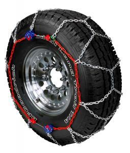 Peerless 0232805 Auto-Trac Light Truck/SUV Tire Chain - Set of 2