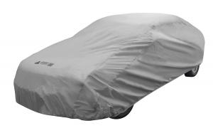 Leader Accessories P guard Universal Car Cover Waterproof Outdoor Indoor Use (Cars up to 15'4)