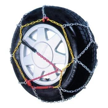 Pair of GudCraft Size 60 High Quality Passenger Car Snow Chain 12mm