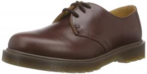 Dr.Martens 1461 PW Tan Leather Womens Shoes -