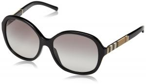 BURBERRY Sunglasses BE 4178 300111 Black 58MM