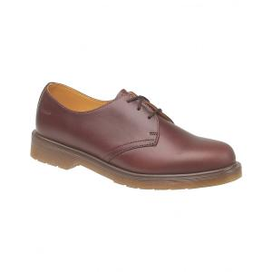 Dr Martens 1461PW Classic Tan Lace-Up Shoe / Mens Shoes / Lace Shoes