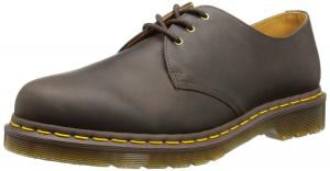 Dr. Martens 1461 Unisex Crazy Horse Gaucho Brown Leather Shoes