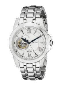 Seiko Men's SSA241 Automatic Stainless Steel Bracelet Watch