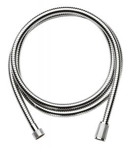 Grohe 28 145 000 79-Inch Duralife Metal Hand Shower Hose, StarLight Chrome