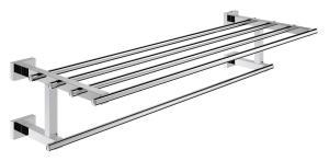 Grohe 40512000 Essentials Cube Multi-towel rack